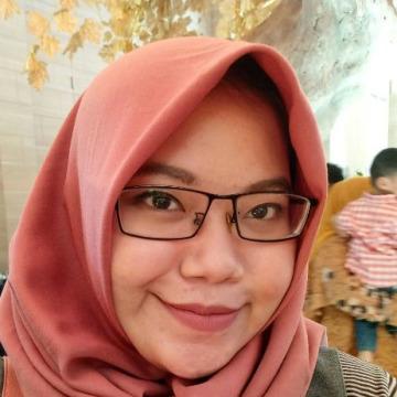 Endah mulyasari, 23, Jakarta, Indonesia
