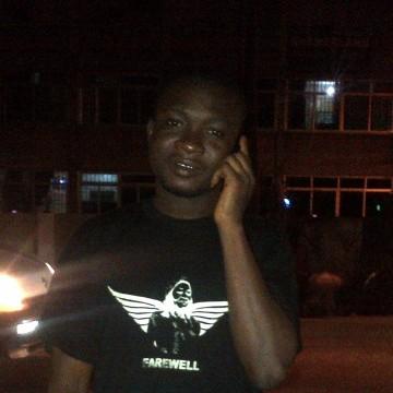 Michael, 35, Accra, Ghana