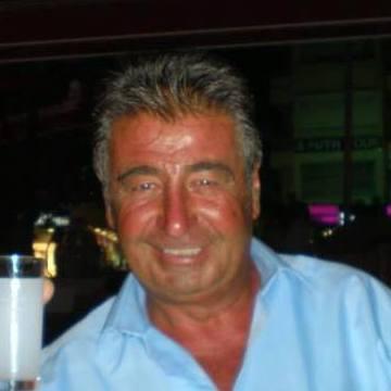 H Utku Kargin, 56, Alanya, Turkey