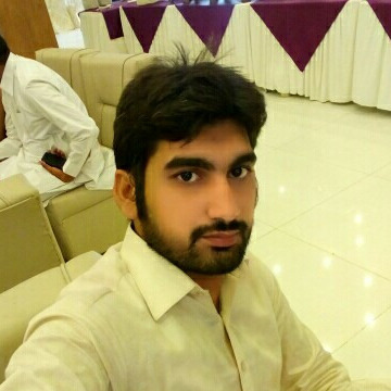 Bilal Ahmad, 25, Lahore, Pakistan
