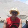 Emilio Zeballos, 32, Lima, Peru