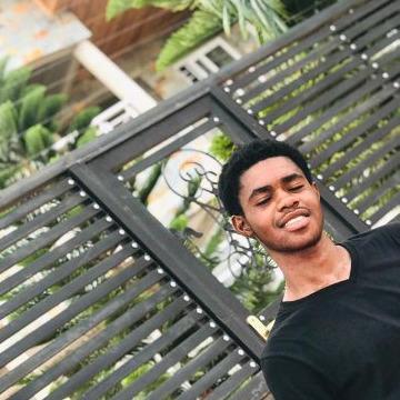 Nicholas aning, 18, Kumasi, Ghana