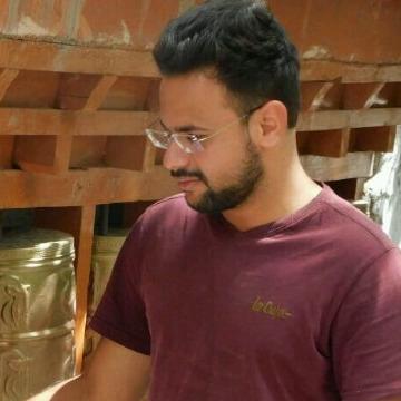 Ali, 25, Mumbai, India