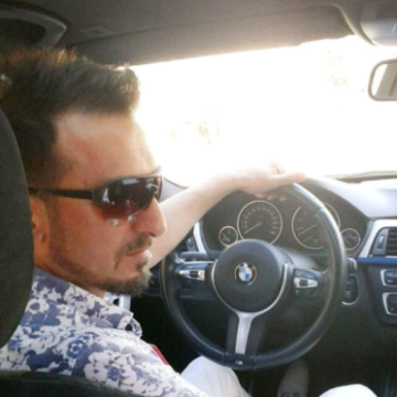 Okan Eser, 41, Alanya, Turkey