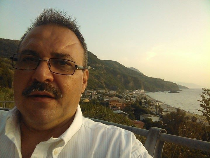 Sergio Morabito, 53, Verona, Italy