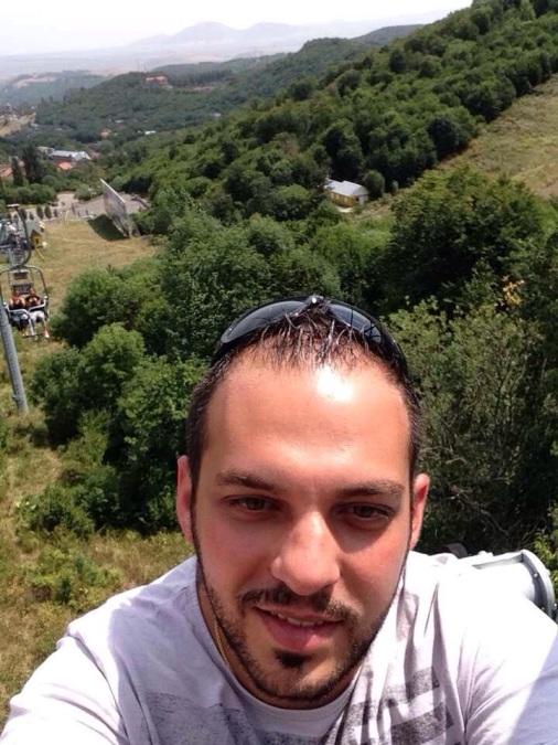 Dave, 33, Abu Dhabi, United Arab Emirates