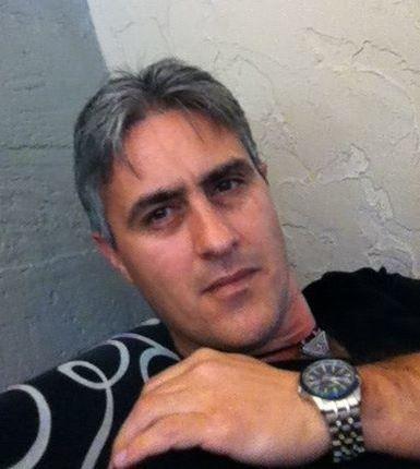 Murat Akpinar, 51, Istanbul, Turkey