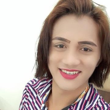 Jessie Saguban, 22, Baguio City, Philippines