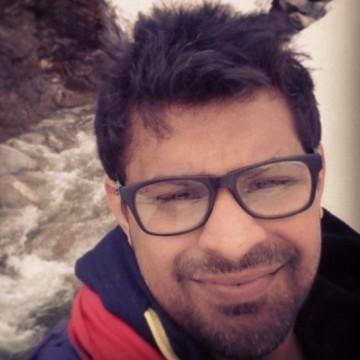 Sahil Madan, 30, Mumbai, India