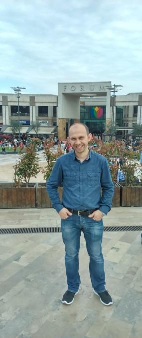koksal, 36, Istanbul, Turkey