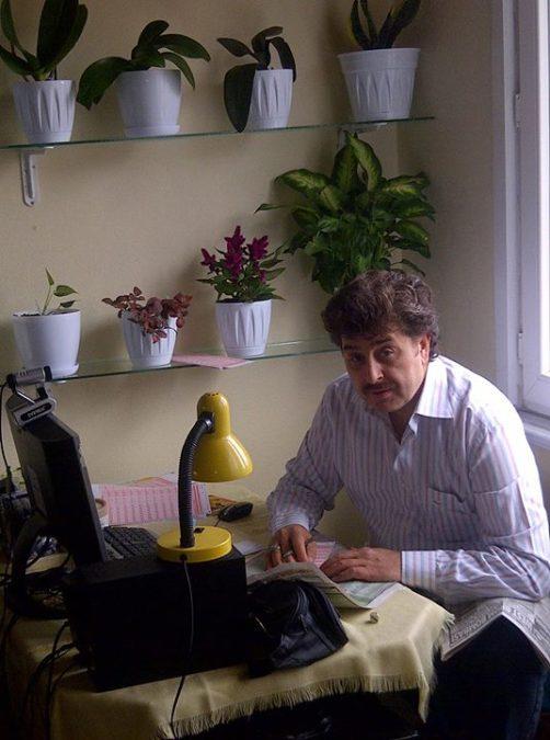 Tayfun Ince, 54, Istanbul, Turkey