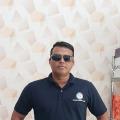 Yogesh Chimtekar, 39, Vasai, India