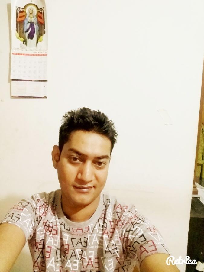 Rahul Pachangane, 36, Dubai, United Arab Emirates
