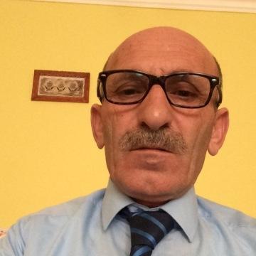 mahmut yerlikaya, 55, Istanbul, Turkey