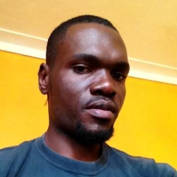 ronald wanume, 33, Jinja, Uganda
