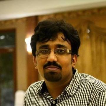 Arjun Chakraborty, 34, Gurgaon, India