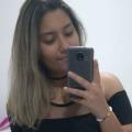 Thawani, 18, Praia Grande, Brazil