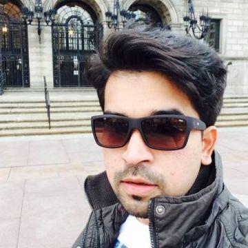 Jinesh Jain, 34, Mumbai, India