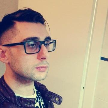 Saverio, 32, Bologna, Italy