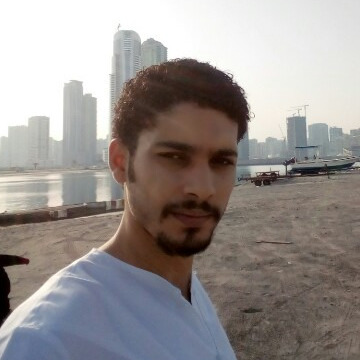 Mahmoud, 27, Dubai, United Arab Emirates
