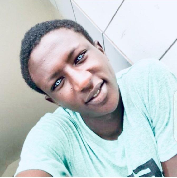 Demba, 21, Abidjan, Cote D'Ivoire