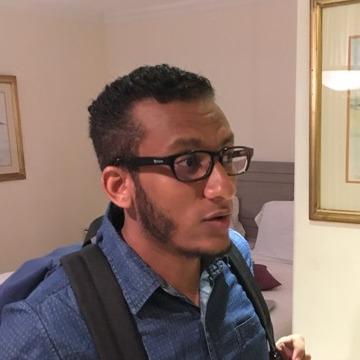 Hassan Taha, 33, Cairo, Egypt