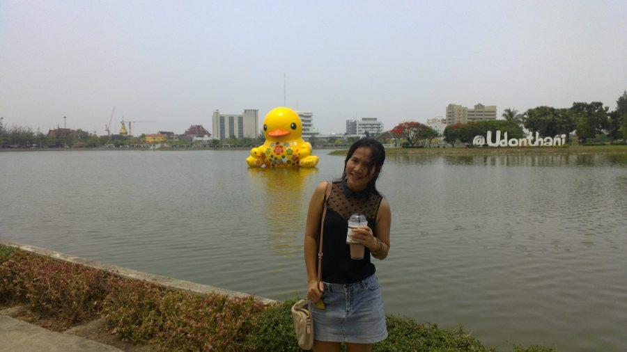 Tradpaiboon Kanokwan, 39, Pattaya, Thailand