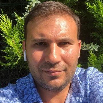 Ümit, 38, Istanbul, Turkey
