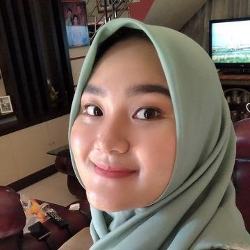 Chintya, 24, Bandung, Indonesia