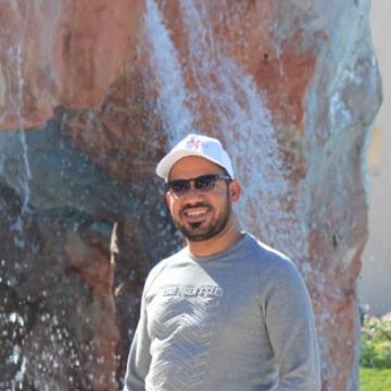 Ismail Ezregat, 35, Cairo, Egypt