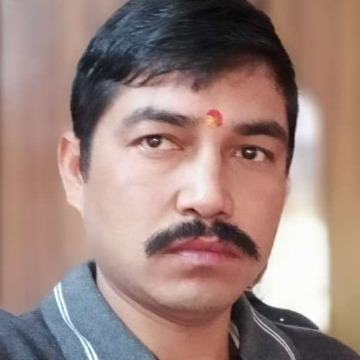 Nagendra Rana, 35, Kathmandu, Nepal