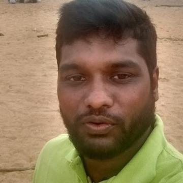 M Rajesh, 34, Hyderabad, India
