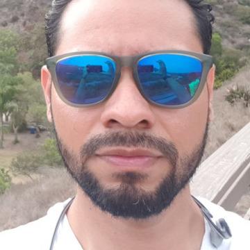 Marco Flores, 32, Tijuana, Mexico