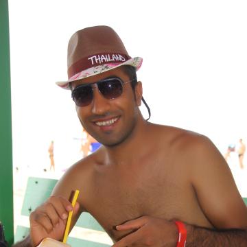Zülfikar Şahin, 30, Aydin, Turkey