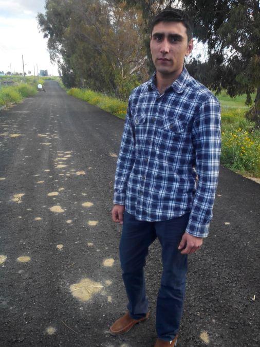 zeeshan Ali , 23, Nicosia, Cyprus