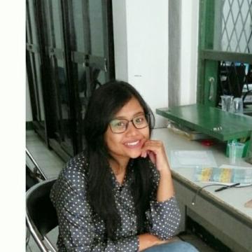 Eka Utami, 24, Jakarta, Indonesia
