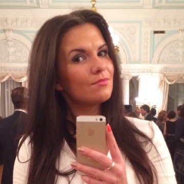 Polina, 28, Moscow, Russian Federation