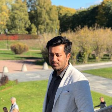 Mudit Bansal, 31, Ottawa, Canada