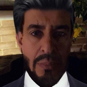 ABBOD, 45, Riyadh, Saudi Arabia