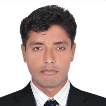 Muhammed Imran, 37, Abu Dhabi, United Arab Emirates