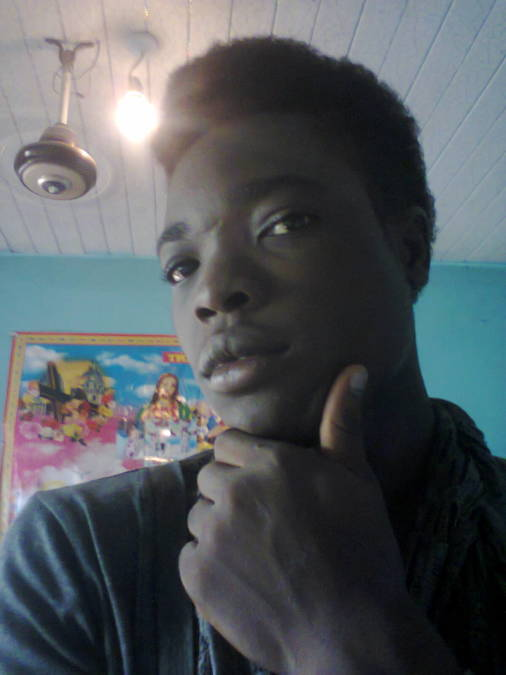 Barr. Gideon Ronald, 27, Warri, Nigeria