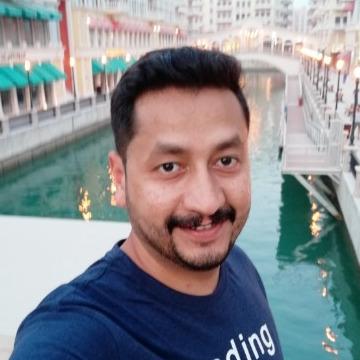Sarath, 35, Doha, Qatar