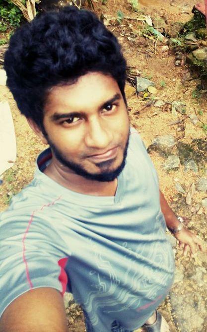 Chandima, 31, Colombo, Sri Lanka