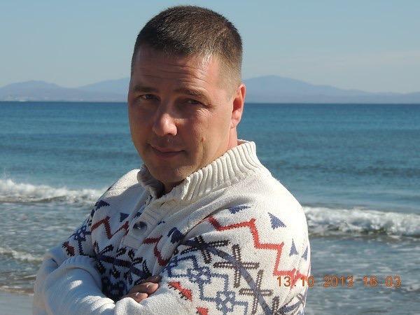 сергей, 46, Ussuriysk, Russian Federation