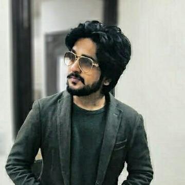 Abhishek Bhardwaj, 27, New Delhi, India