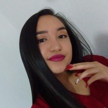 Nadya Enriquez, 21, Quito Canton, Ecuador
