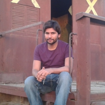 Usman, 32, Islamabad, Pakistan