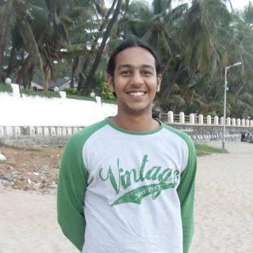 Kushal, 33, Mumbai, India