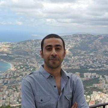 Muhammed Ali, 37, Cairo, Egypt