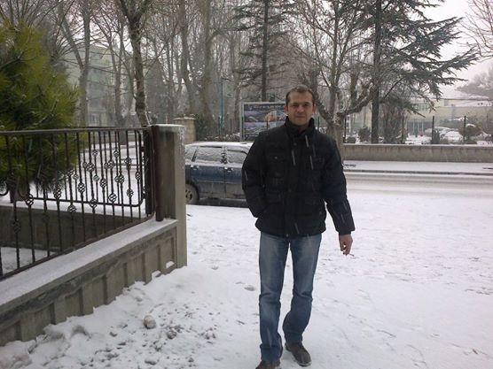 Cemal Akyol, 43, Eskishehir, Turkey